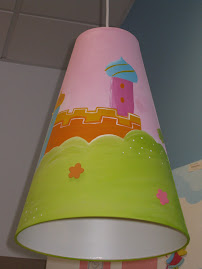 """Candeeiro de tecto """"Princesa"""""""
