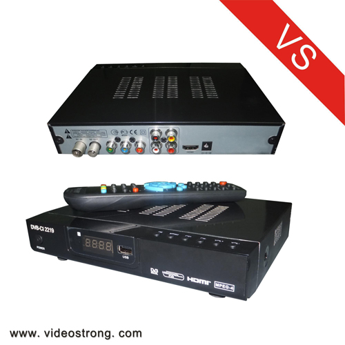 SET TOP BOX / RECEIVER