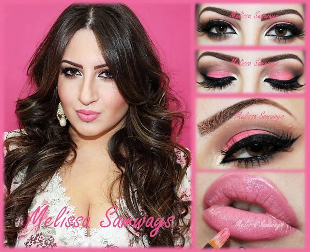maquiadora Melissa Samways