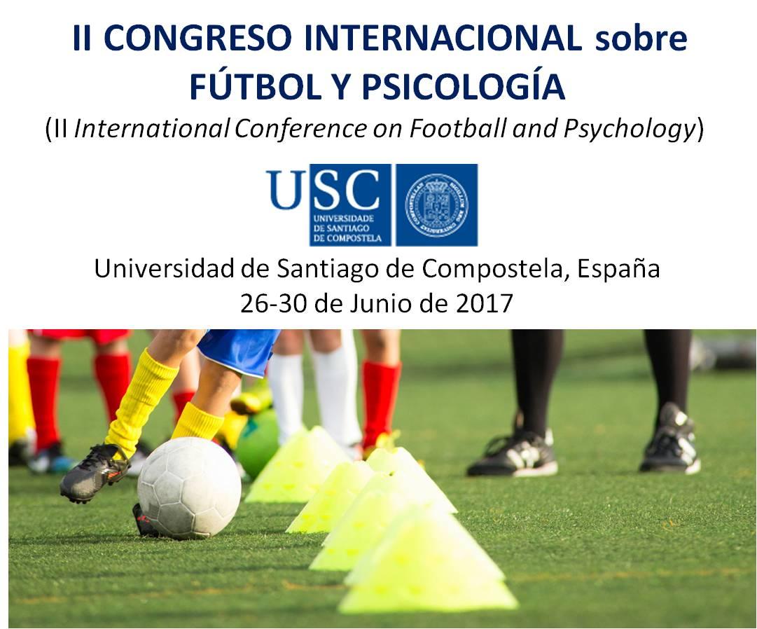 II Congreso Internacional sobre Fútbol y Psicología