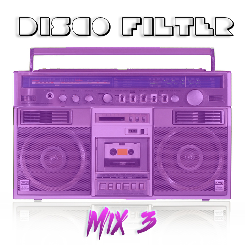 Disco filter disco filter mix 3 for Housse de racket roman oliver remix