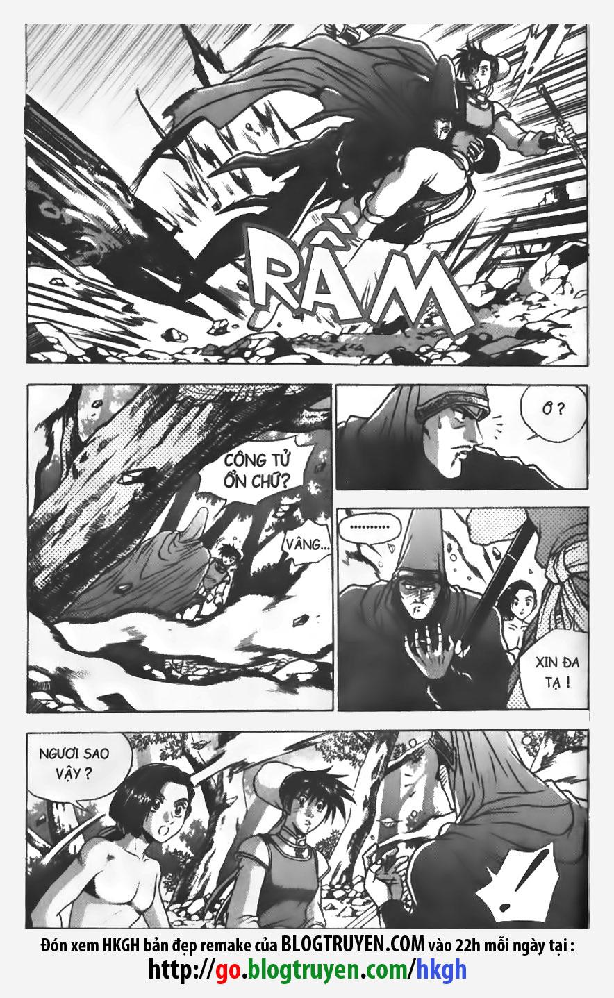 Hiệp Khách Giang Hồ - Hiệp Khách Giang Hồ Chap 158 - Pic 12