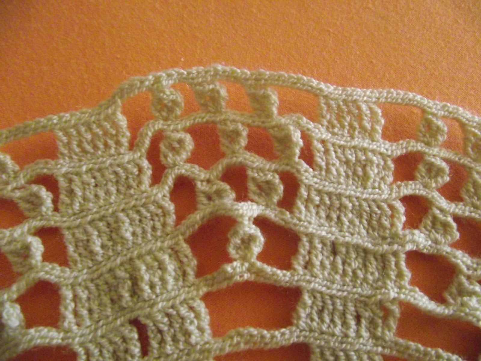 Novedades Paola: Tapete en Crochet Primer Proyecto
