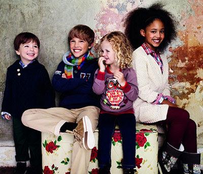 Primark niños colección otoño invierno 2012 2013