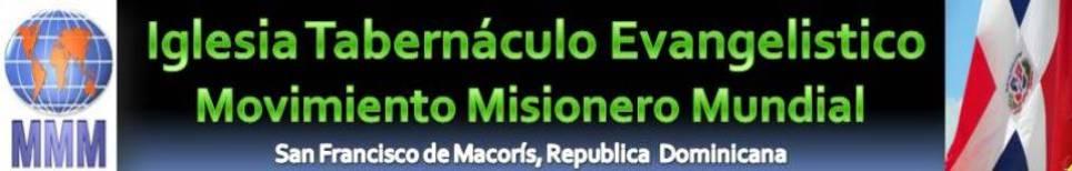 Movimiento Misionero Mundial SFM