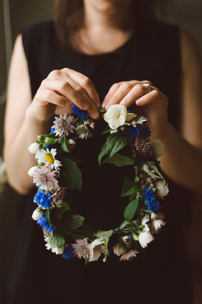 flower crown photo lovelylife.se