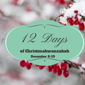 http://juliakellywrites.com/2014/12/01/the-12-days-of-christmakwanza/