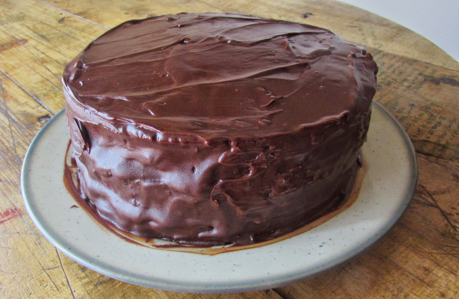 Tarta de chocolate y maracuyá, receta