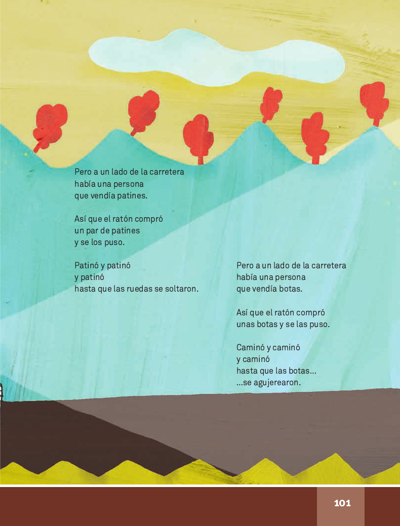 El viaje - Español Lecturas 4to 2014-2015