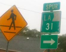 LA 31 Spur