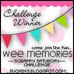 Wee Memories Challenge Winner
