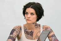 Jaimie Alexander as an amnesiac who is found in a duffel bag in Times Square in this drama beginning Monday on NBC