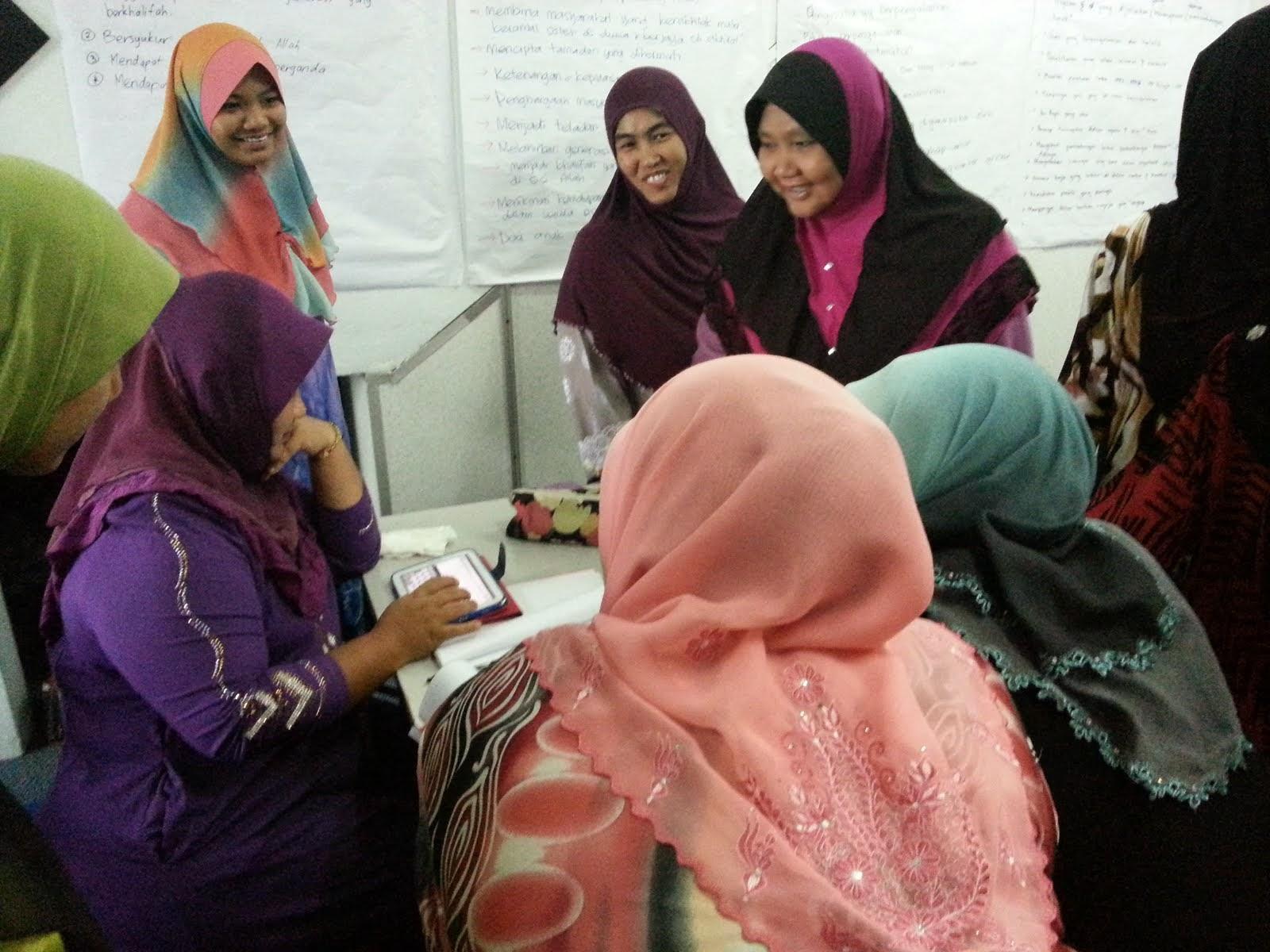 Bengkel Mendorong Pelajar I Senawang