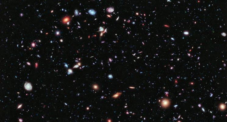 Our farthest view of the Universe