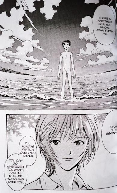 Neon Genesis Evangelion Vol. 8 - Yoshiyuki Sadamoto