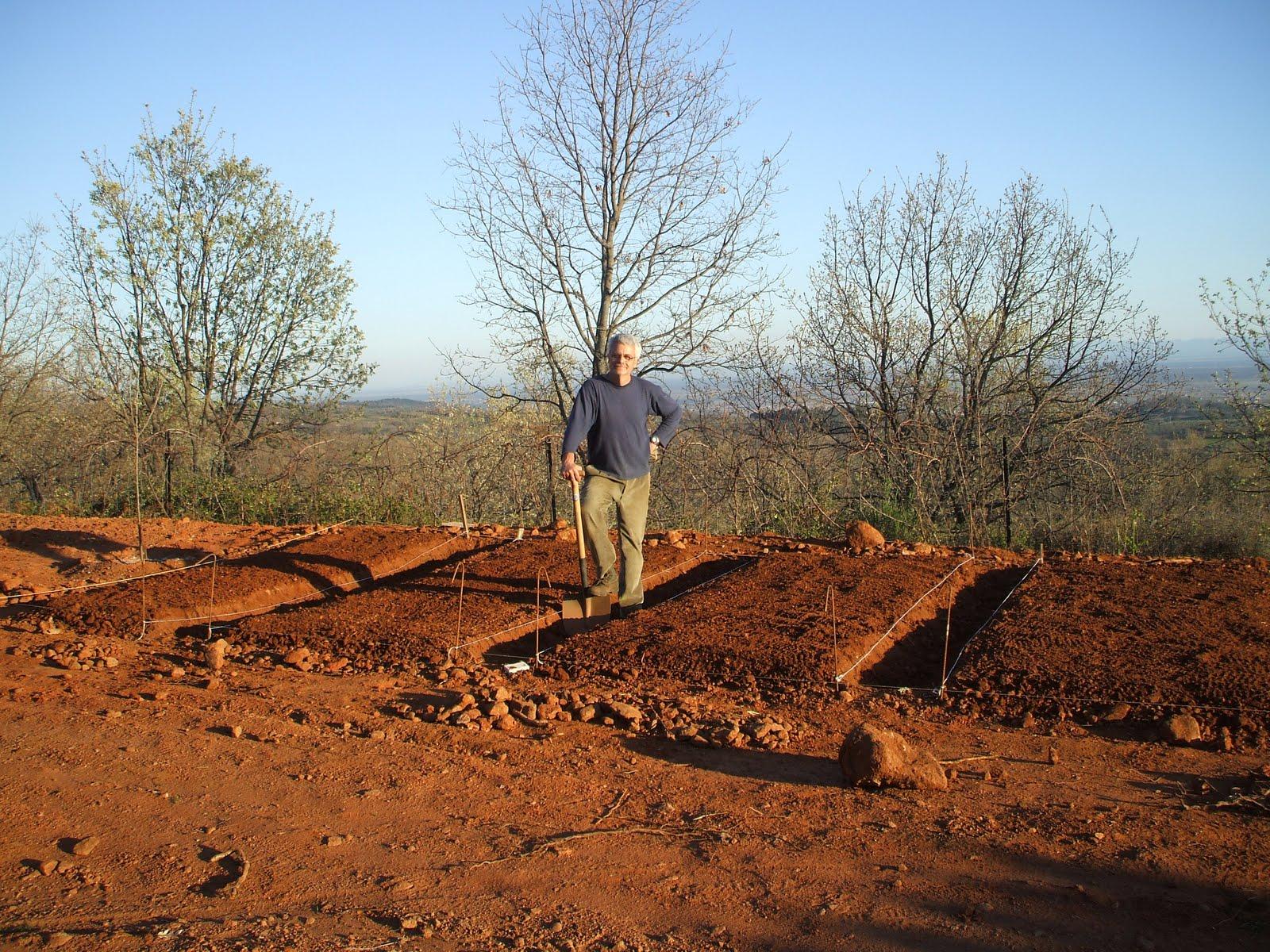Comarca de la vera jard n huerta y cocina huerto for Preparar el huerto en invierno
