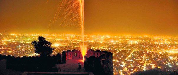Дивали – это праздник огня, света, торжества и победы добра над тёмными силами.