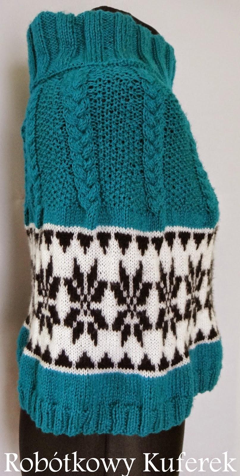narzutka na drutach