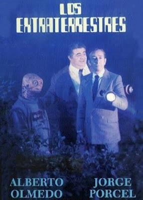 descargar Los Extraterrestres – DVDRIP LATINO