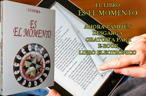 """DESCARGA GRATIS EN E-BOOK, EL LIBRO """"ES EL MOMENTO"""""""
