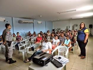 Estudantes de Zabelê iniciam nova turma no PROERD