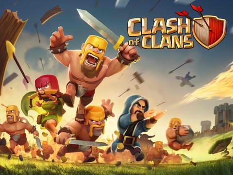 Cheat Clash of Clans Mod Apk Juli 2015