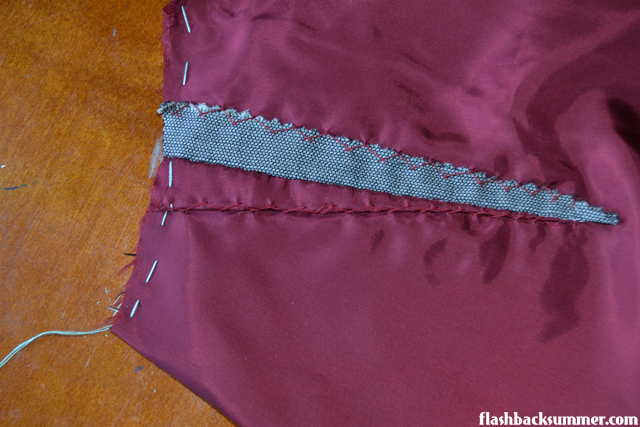 Flashback Summer: Craftsy Couture Dressmaking Techniques Class Review