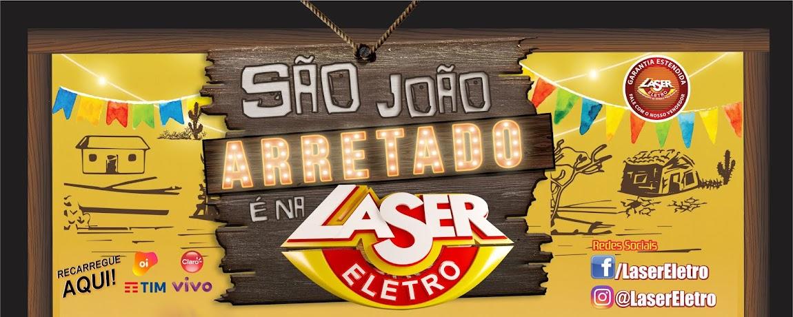 Lojas Laser Eletro - É Logo Ali