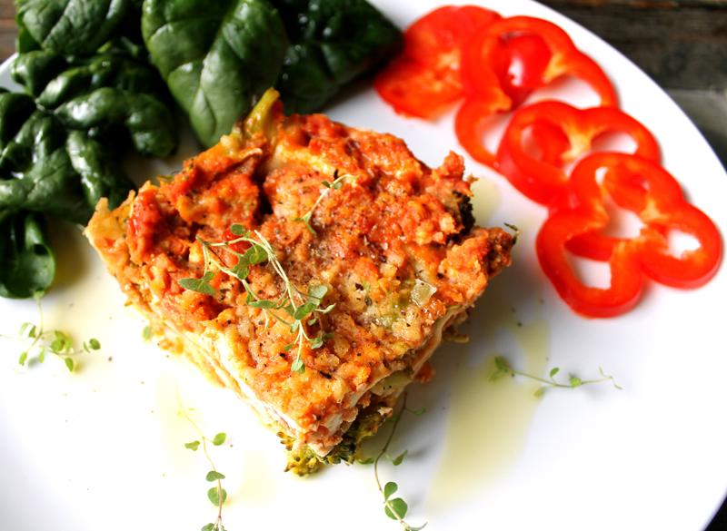 berit nordstrand lasagne