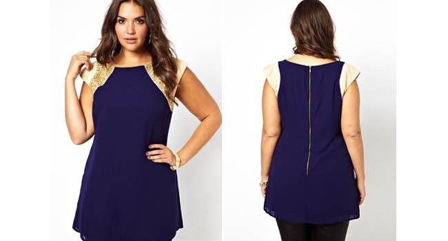 Cara Memilih Dress Yang Cocok Untuk Wanita Gemuk Agar Terlihat Langsing