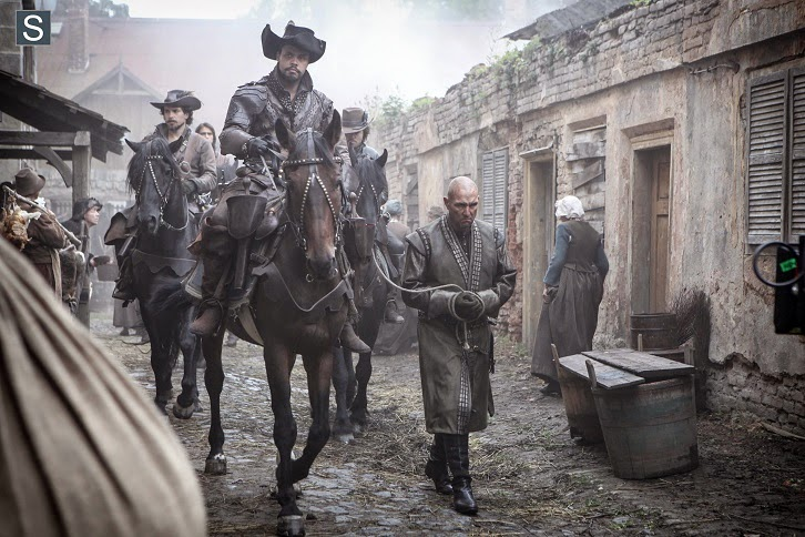 The Musketeers - Episode 1.08 - The Challenge - Preview & Teasers