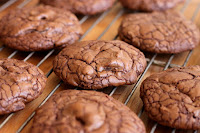 Three Quarter Pound Chocolate Cookies