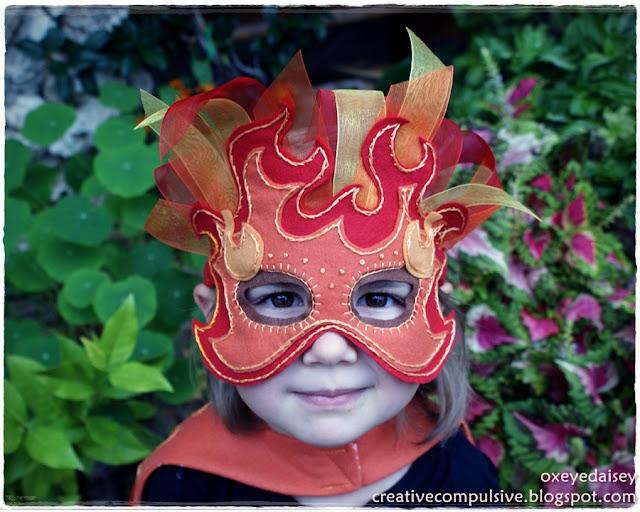 fire mask
