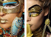 Gorgeous makeup by Pat McGrath