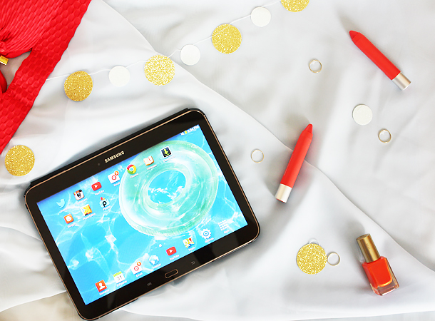 use your intel tablet summer apps blogging travel lifestyle