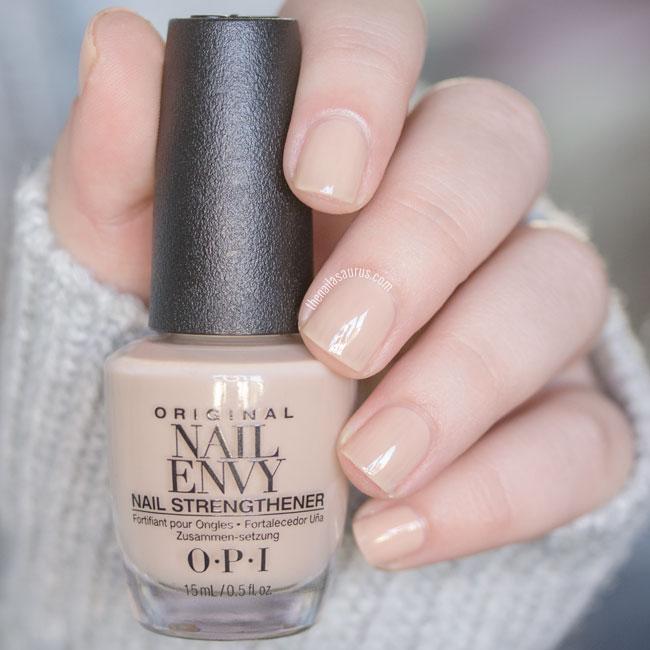 OPI Nail Envy Colours Review in 150 Words or Less - The Nailasaurus ...