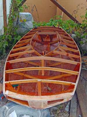 Boat Plans Skiff | Boatbuilding Update on the Nantais Classic Moth | Wood Boat Plans