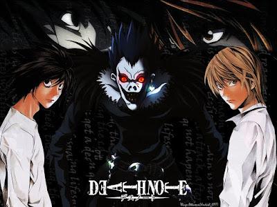 Manga Death Note dicekal di China karena dianggap berbahaya