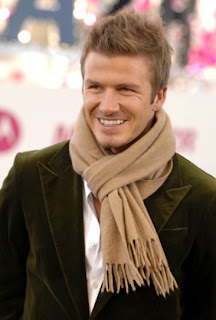 David Beckham Hairstyles - Celebrity Men Hairstyle Ideas