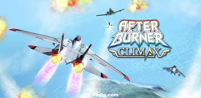 SEGA After Burner Climax v1.0.1 Android - Lz0PDA