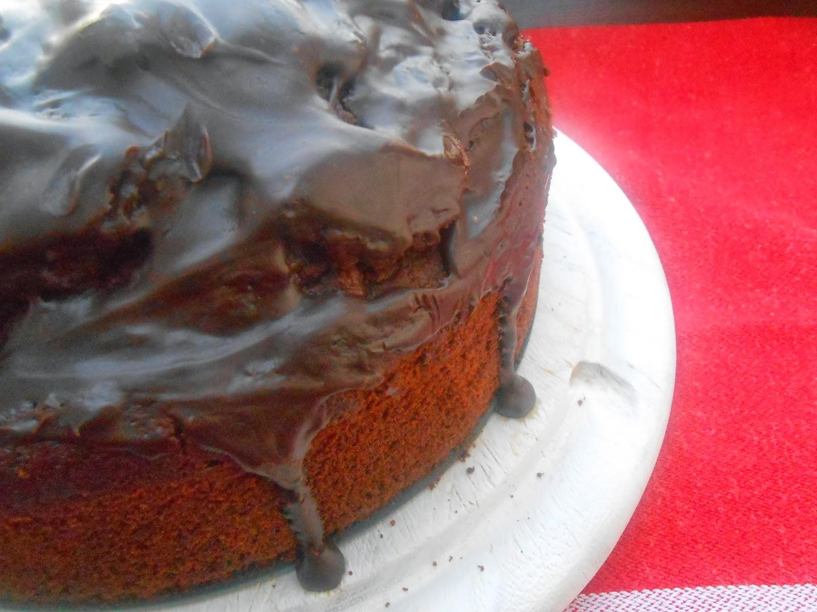 La Vie Gourmande Schoko Cola Kuchen