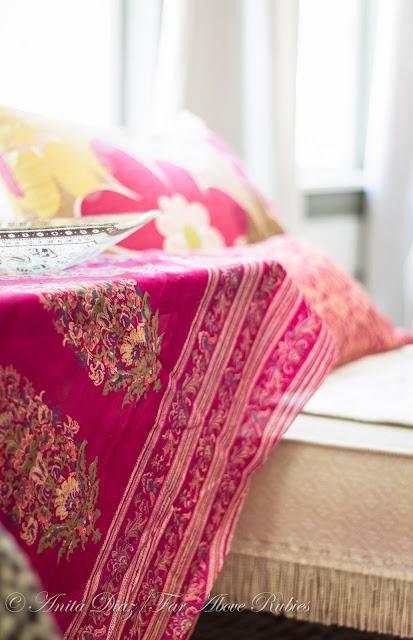 Far Above Rubies: Summer Living Room
