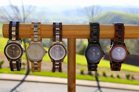 Nature's Time watches