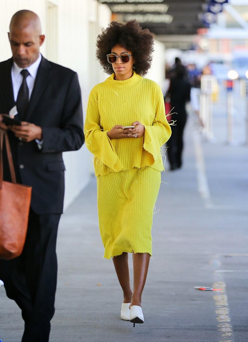 Solange Knowles Best Dressed: Week of February 2, 2015