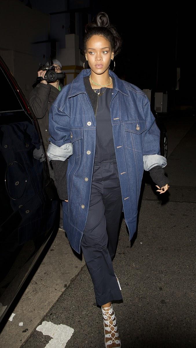 Rihanna Best Dressed: Week of February 2, 2015