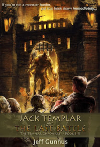 Jack Templar and the Last Battle - 28 October