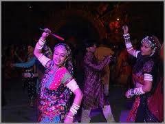 Dandiya in Delhi