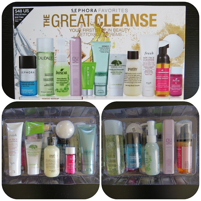 Sephora The Great Cleanse