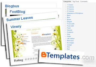 Cara Mudah Mengunduh Template di BTemplates.com