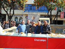STAND CASA DE CEUTA GRAN ADA POPULAR CARNAVALESCA 2012